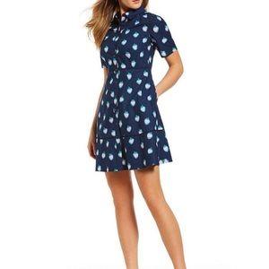 NEW Draper James strawberry dress size 12